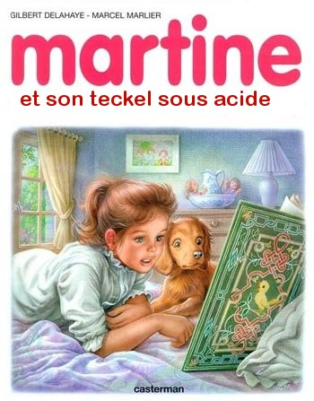 Martine En Folie ! Cb121610