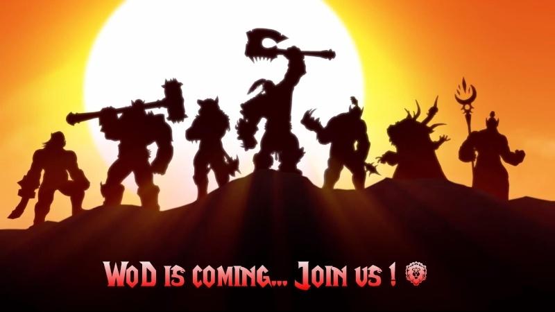 WoD is coming... Wod11