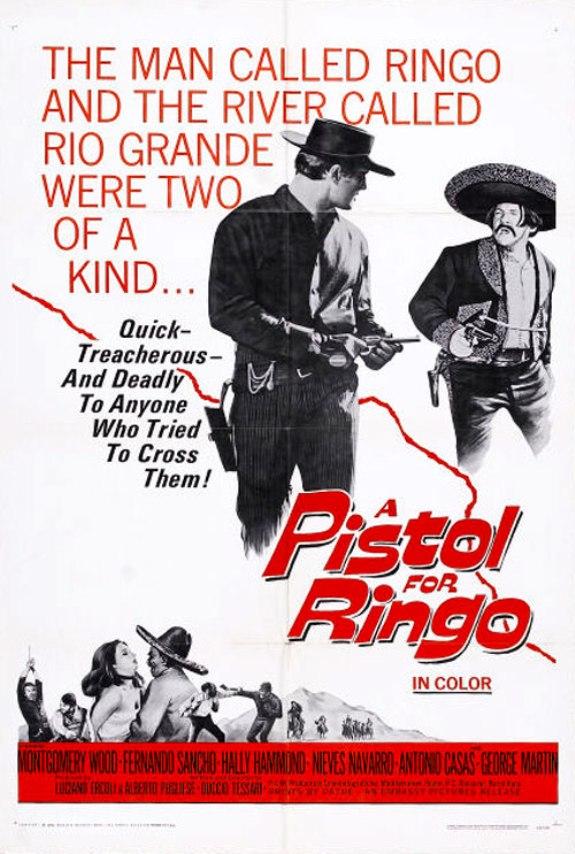 Un pistolet pour Ringo - Una Pistola per Ringo - 1965 - Duccio Tessari Apisri10