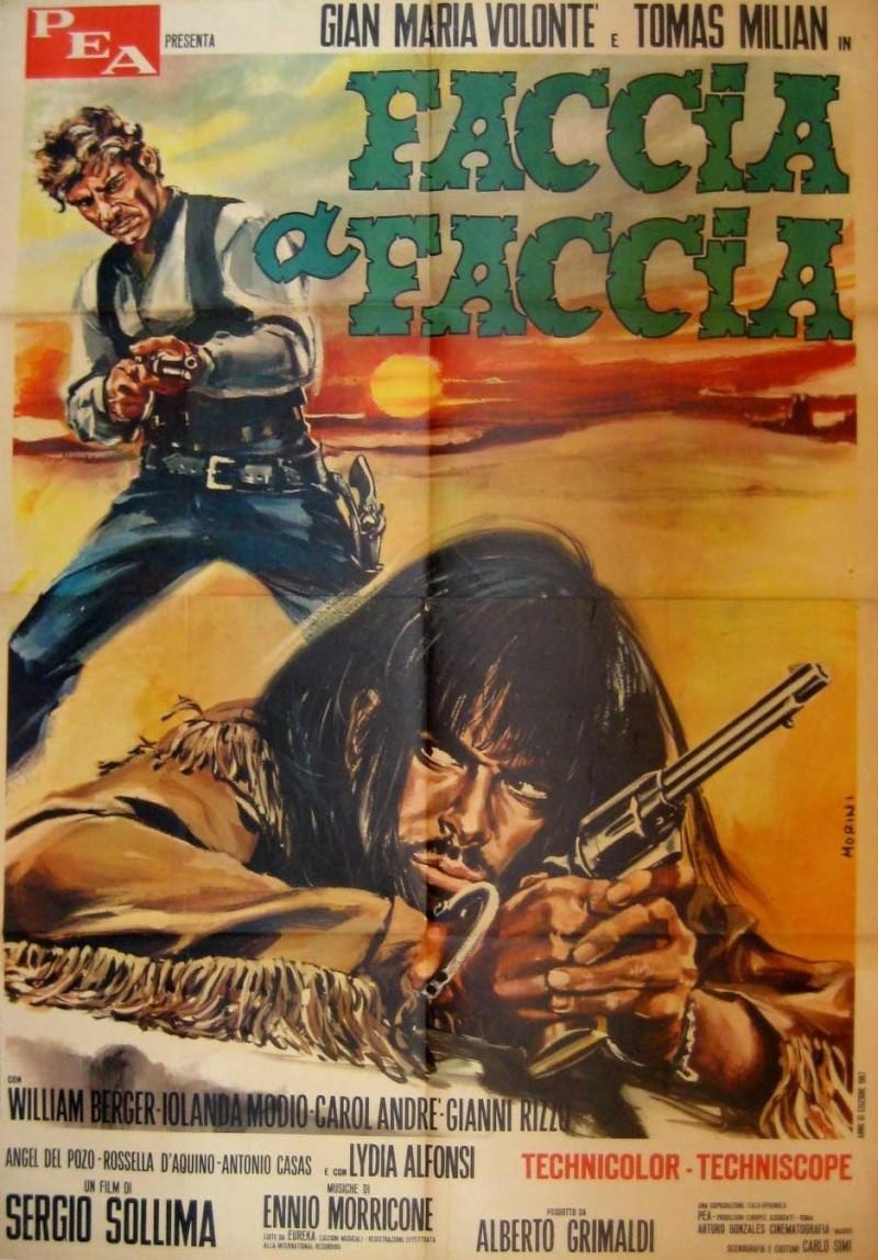 Le Dernier Face à Face - Faccia a Faccia - 1967 - Sergio Sollima Faccia10
