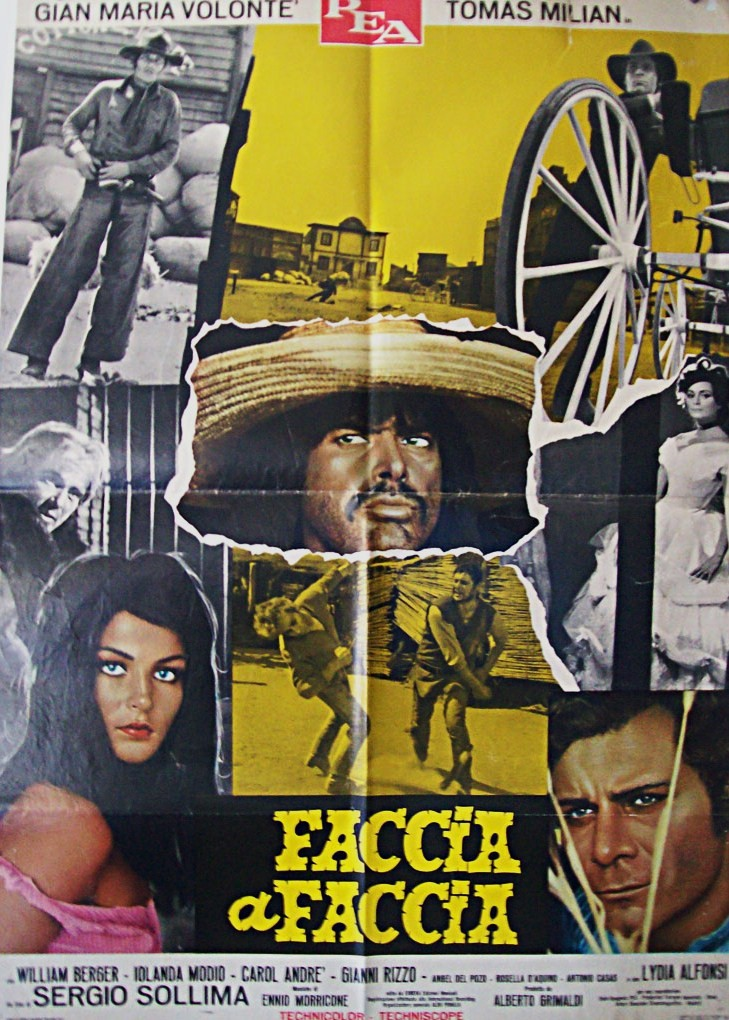 Le Dernier Face à Face - Faccia a Faccia - 1967 - Sergio Sollima Faccia12