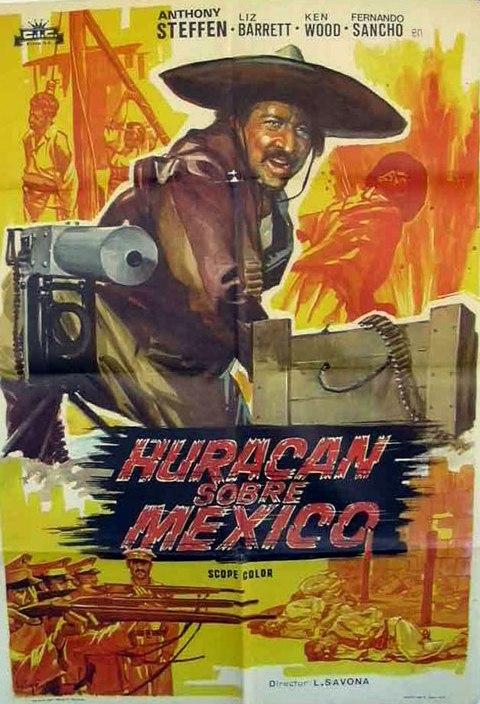 Killer Kid –1967- Leopoldo SAVONA Huraca10