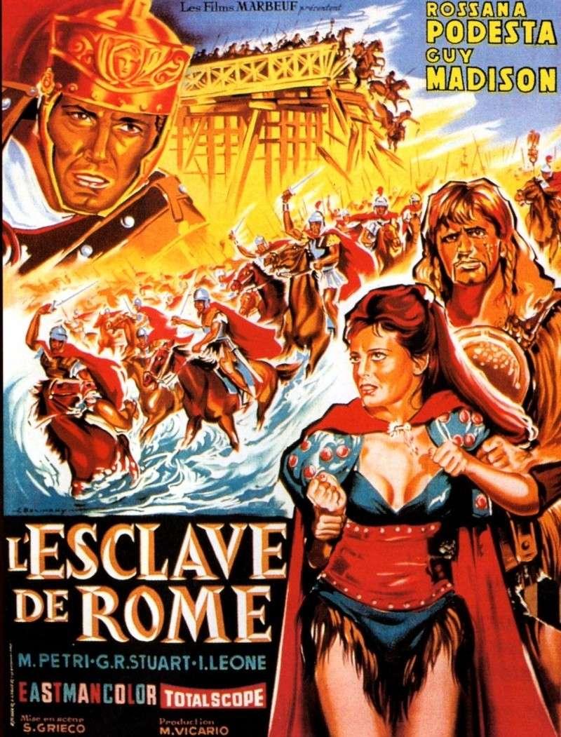 L'esclave de Rome. La Schiava di Roma. 1961. Sergio Grieco. L_escl11