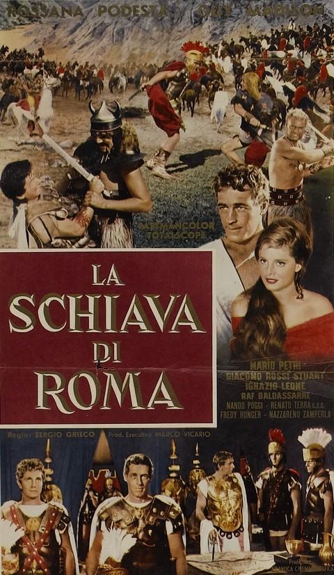 L'esclave de Rome. La Schiava di Roma. 1961. Sergio Grieco. L_escl12