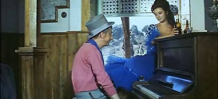 L'ombre de Zorro [ Cabalgando hacia la muerte ] . 1963 . Joachim Luis Romero Marchent . Vlcsn189