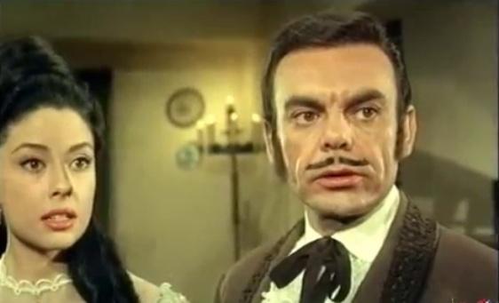 [ Second rôle ] Francisco Moran . Vlcsn213