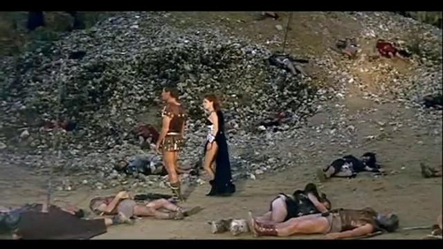 L'esclave de Rome. La Schiava di Roma. 1961. Sergio Grieco. Vlcsn613
