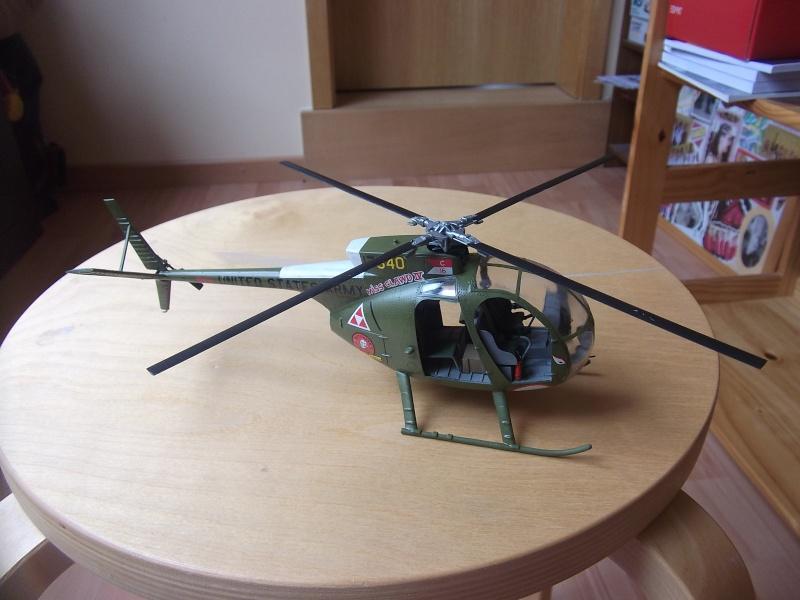 OH-6A Cayuse Dragon 1/35° Dscf3217