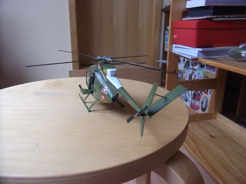 OH-6A Cayuse Dragon 1/35° Dscf3218