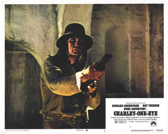 Charley le borgne- Charley One-Eye- 1973 - Don Chaffey  1010