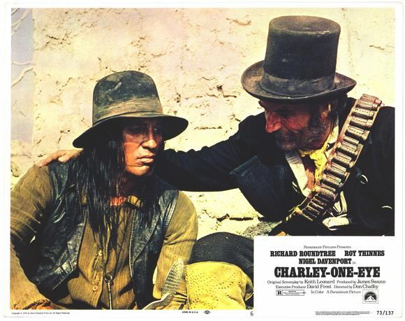 Charley le borgne- Charley One-Eye- 1973 - Don Chaffey  610