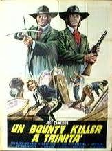 Un bounty Killer à Trinita (idem) d'Oscar Santaniello avec Jeff Cameron, 1972. Images11