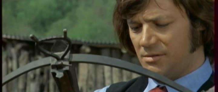 Un bounty Killer à Trinita (idem) d'Oscar Santaniello avec Jeff Cameron, 1972. Vlcsna54