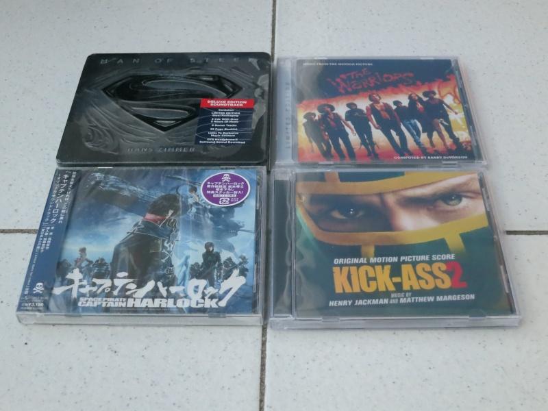 Vos derniers achats ( dvd, cd,livres etc...) - Page 22 00410