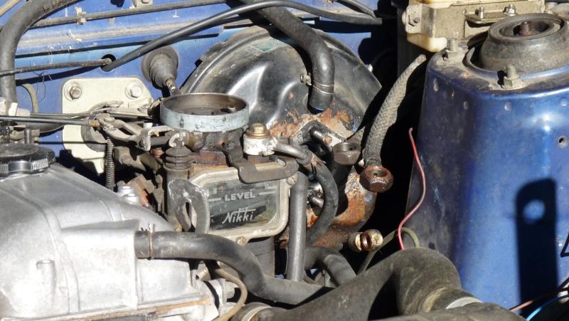 [MAZDA 121] Mazda 121 de 1977  (ex-Clem) - Page 5 P1040412