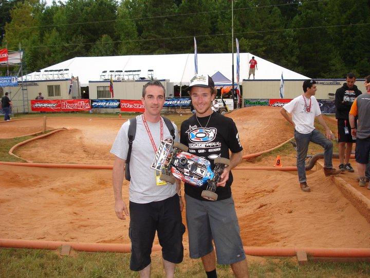 Grand Prix de Bordeaux-Mérignac avec une catégorie Brushless 15033410