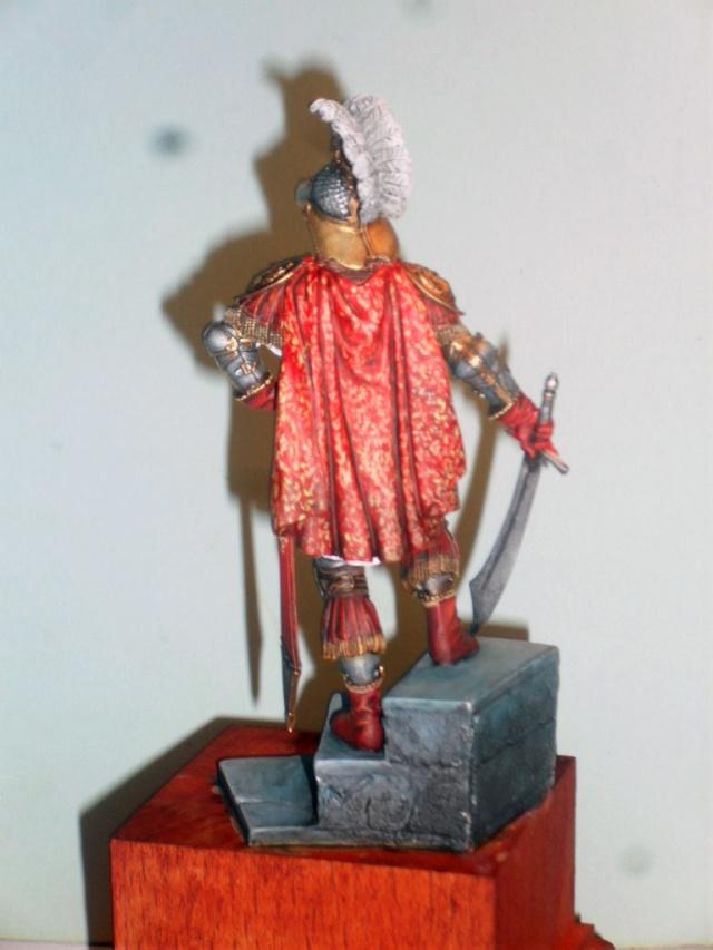 Chevalier italien  Cheval12