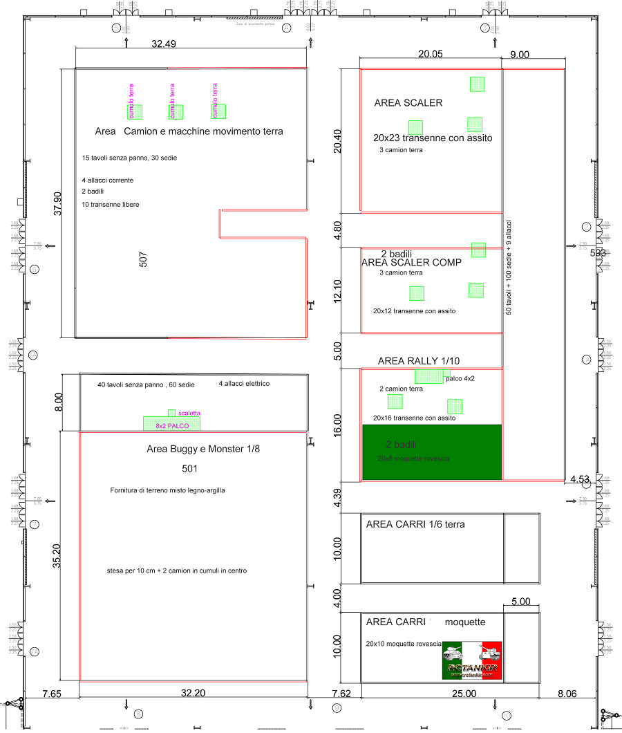 Model Expo Italy Verona 2-3 Marzo Adesioni - Pagina 2 Pad59011