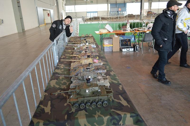 Model Expo Italy Verona 2-3 Marzo in foto Verona14
