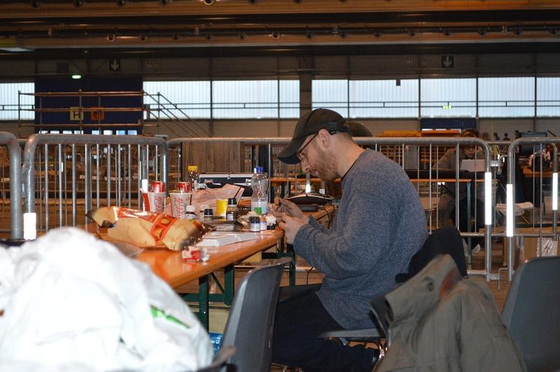 Model Expo Italy Verona 2-3 Marzo in foto Verona28
