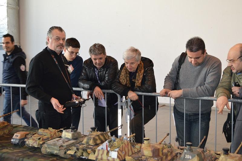 Model Expo Italy Verona 2-3 Marzo in foto Verona95
