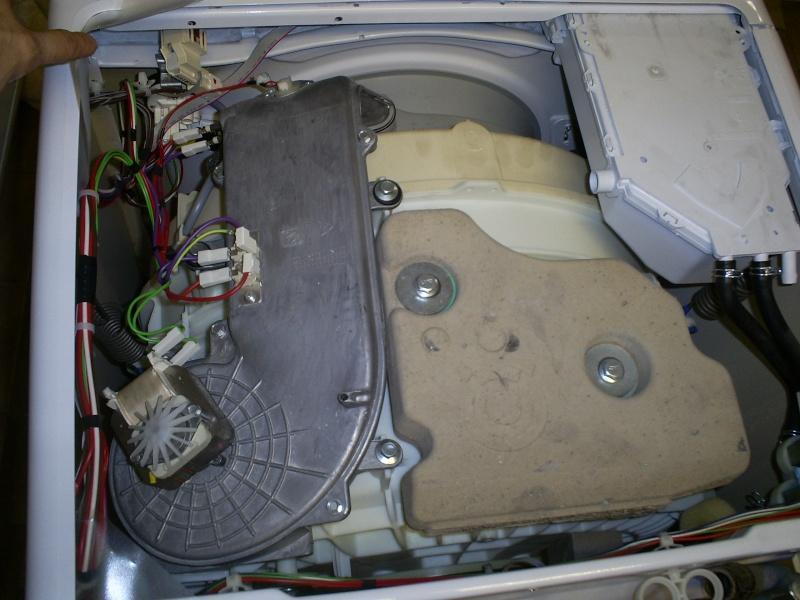 Machine à laver séchante Candy Alisé  S5030312
