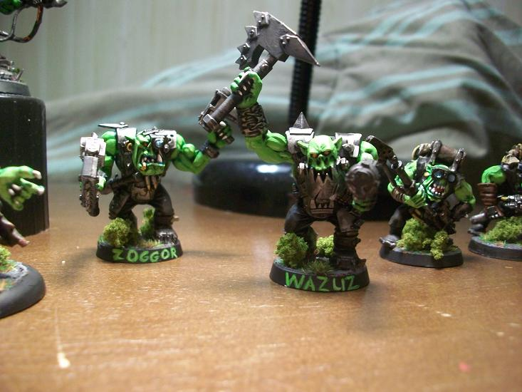 Im back,With Orks 100_8511
