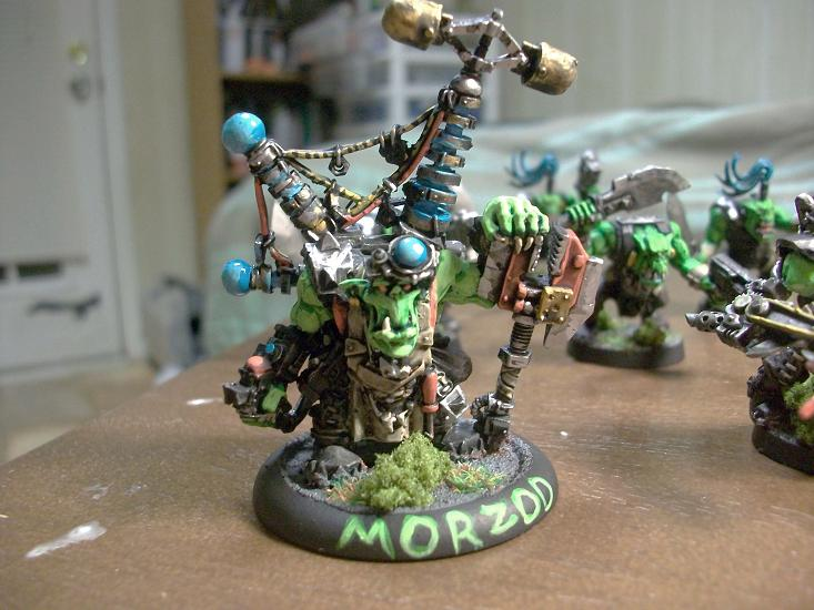 Im back,With Orks 100_8514