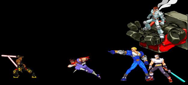 BROLY VS HULK and psylocke vs Chun Li Untitl13