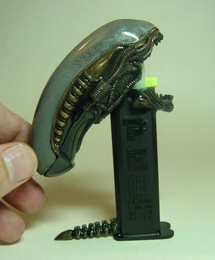 Petites choses diverses Alien-10