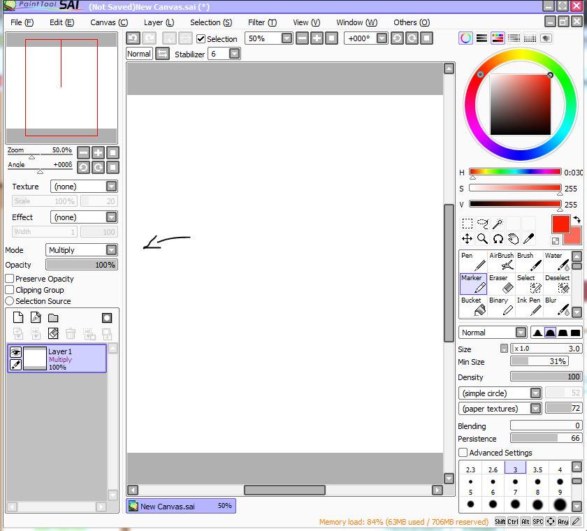 Paint Tool Sai Sai_ca10