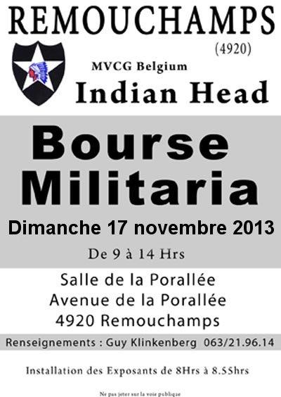Bourse militaria: septembre-octobre-novembre Beurs210