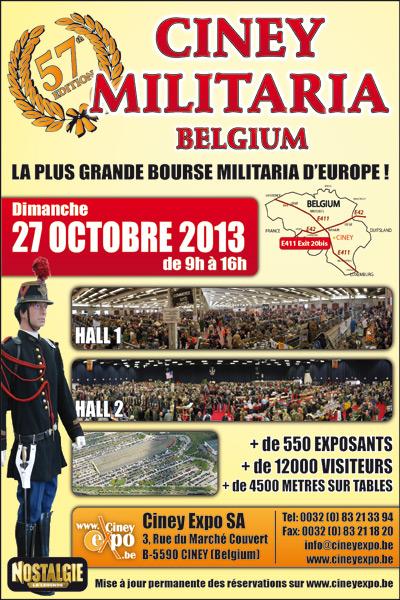 Bourse militaria: septembre-octobre-novembre Milita10