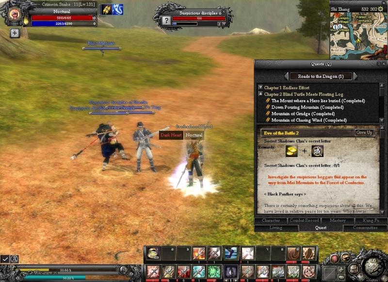 Brotherhood of Thief - Road To Dragon 2014oc22