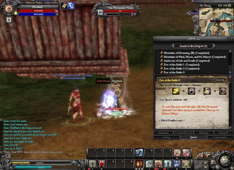 Brotherhood of Thief - Road To Dragon 2014oc27