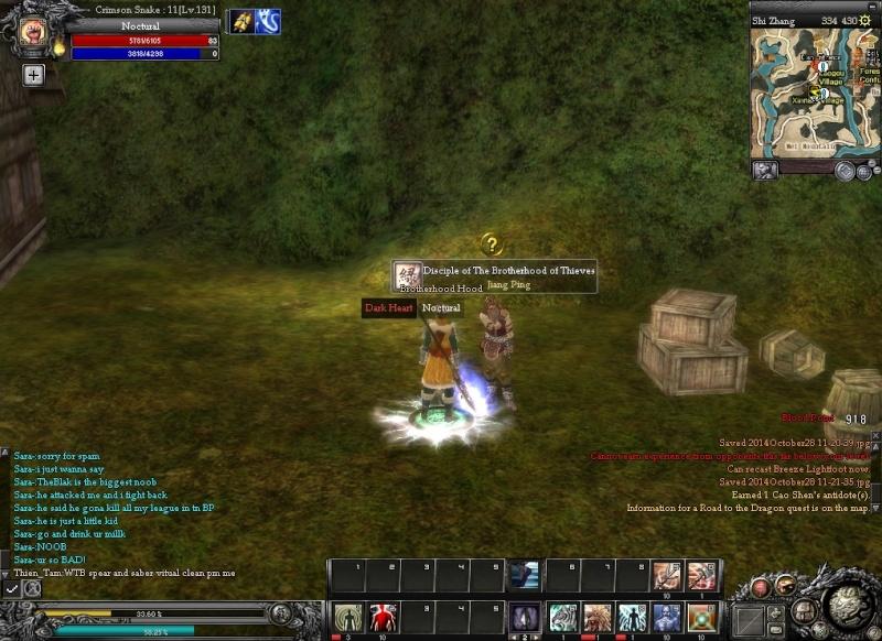 Brotherhood of Thief - Road To Dragon 2014oc28
