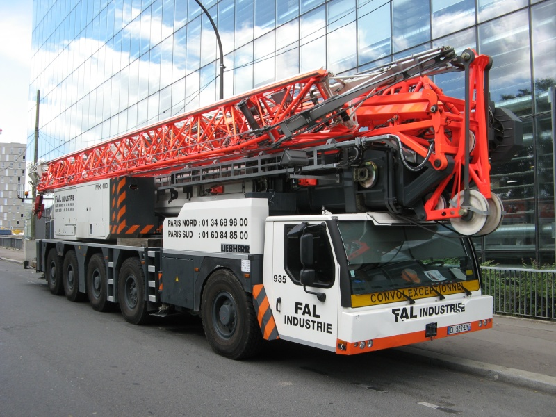 Les grues de FAL INDUSTRIE (Groupe FOSELEV) (France) - Page 2 Img_1112
