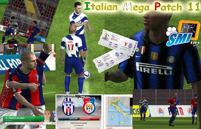 [FIFA Manager 11] UPDATE IMP + DATABASE + GAMEPLAY JULIA FP2 Imp11a10