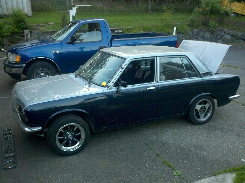 wanting a new project a  datsun  510. bit I need  help finding one   is the the thing anyone??  Datsun10