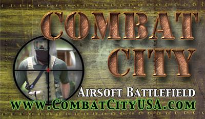 Combat City USA, Orlando Airsoft Park Combat12