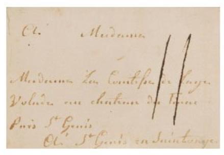 Lettres de la princesse de Lamballe Captur10