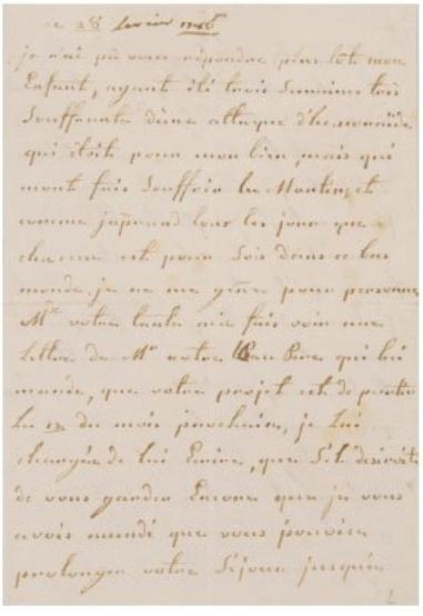 Lettres de la princesse de Lamballe Captur13