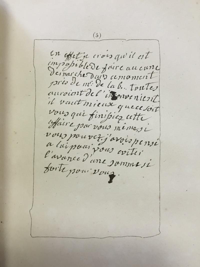 Jarjayes - La correspondance de Marie-Antoinette avec Jarjayes Img_6616