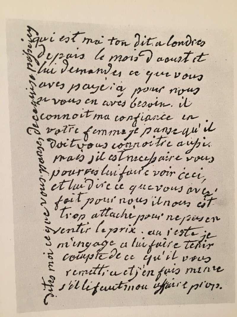 Jarjayes - La correspondance de Marie-Antoinette avec Jarjayes Img_6619