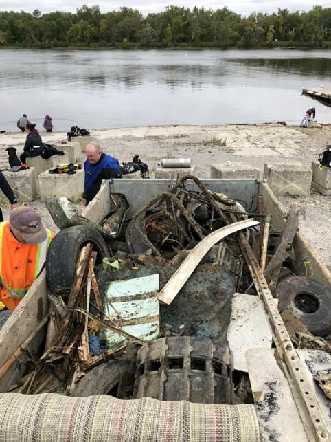 Rapport de plongée - Projet Belle-Eau Phase 2, Rivière des Outaouais - 7 octobre 2018 15-rem10