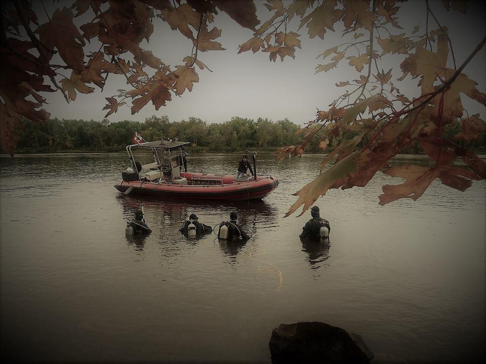 Rapport de plongée - Projet Belle-Eau Phase 2, Rivière des Outaouais - 7 octobre 2018 28-vue10
