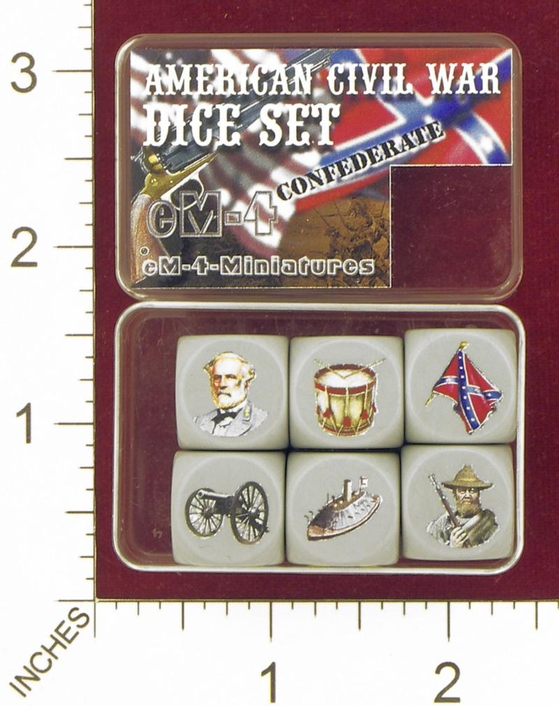 Collections de dés et dés custom : galerie - Page 2 Americ12