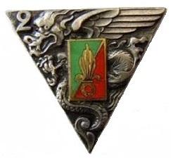 1er Régiment Etranger de Parachutistes 1010