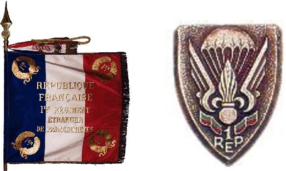 1er Régiment Etranger de Parachutistes 110