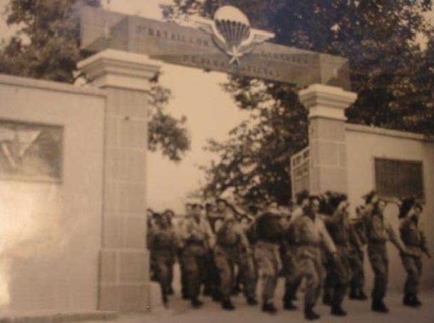 1er Régiment Etranger de Parachutistes 1810